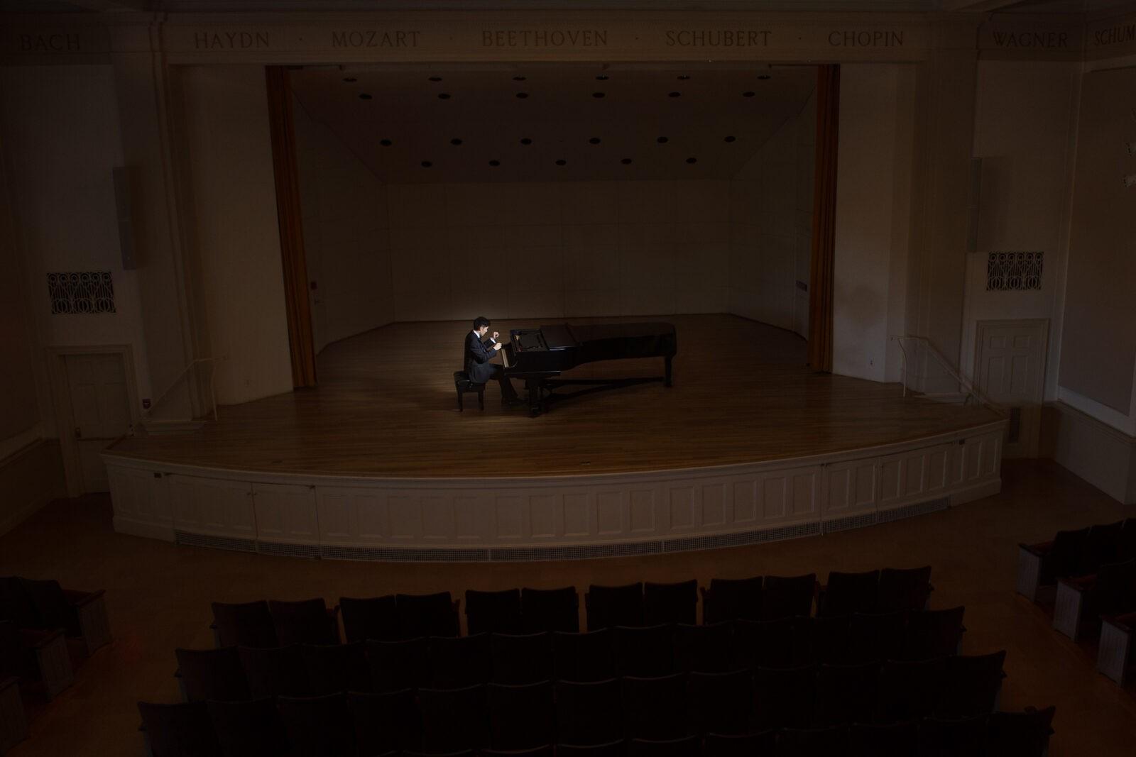 harvard musician