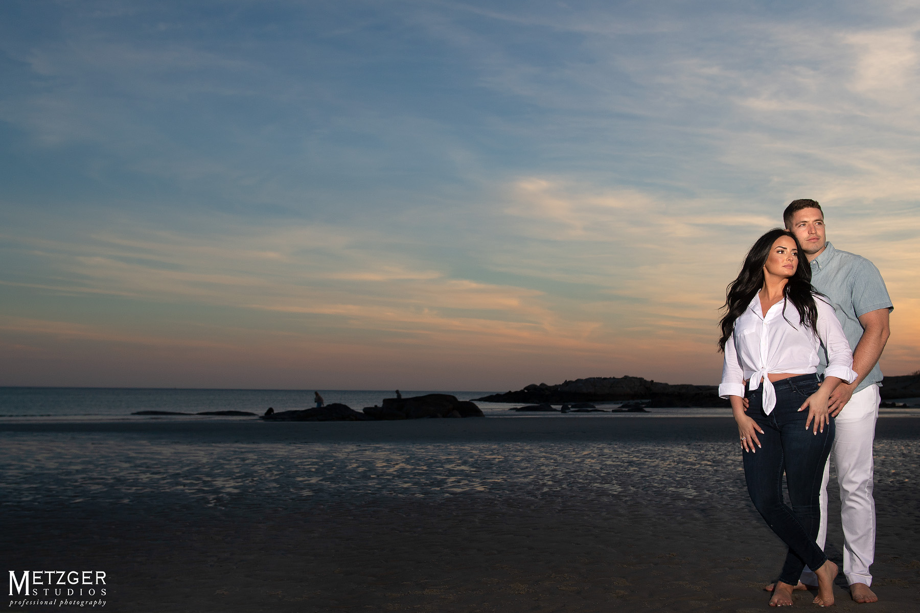 engagment photography good harbor gloucester ma
